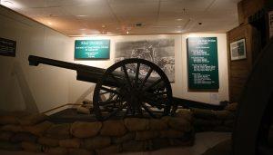 French 75mm Gun, WWI