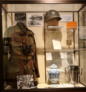 Holland Artifacts, WWII