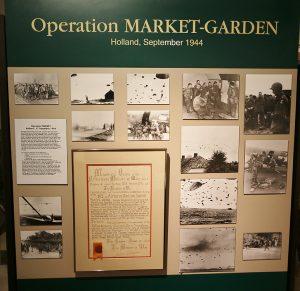 Op MARKET GARDEN Info, WWII