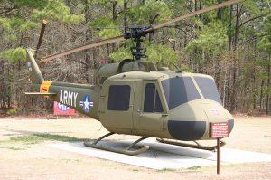 A Model Huey, Airborne Airpark