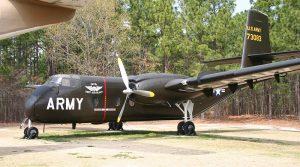 C-7 Caribou, Airborne Airpark