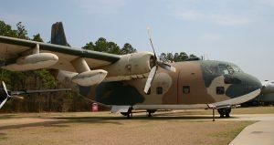C-123 Provider, Airborne Airpark