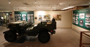Classic Jeep, WWII
