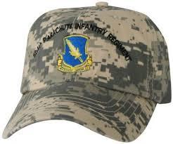 504th ACU Cap