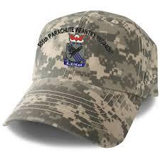 1-325th Airborne Infantry Regiment Flexfit  Embroidered Baseball Cap-15587