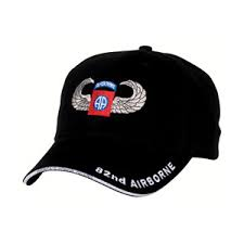 82D wings 82nd Airborne with side NEW