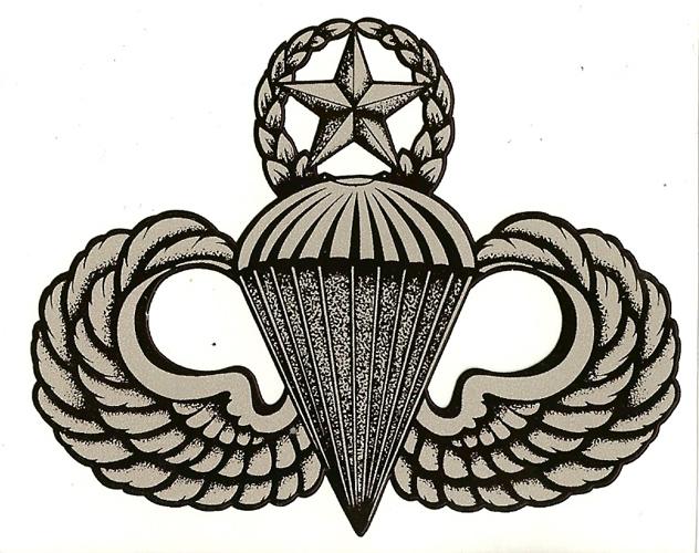 U.S. Army Airborne Certiificates