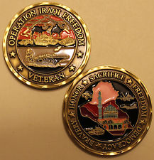 OPERATION IRAQI FREEDOM COIN