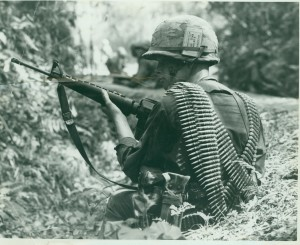 SP4 William Burke, Vietnam