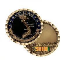 Vietnam Country Coin (black coin) NEW 2010