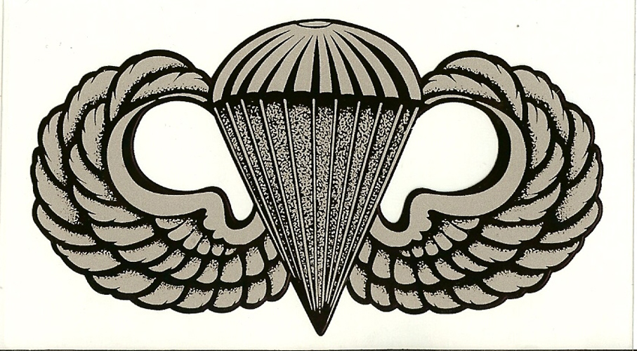 1000  images about Army Badges on Pinterest | Parachutes, The army ...