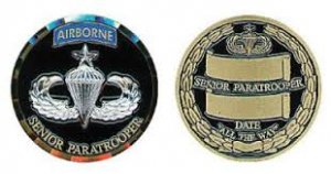 senior wing coin