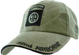 82d green hat