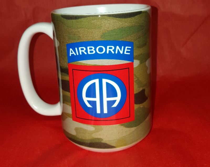 82nd ACU Coffee Mug