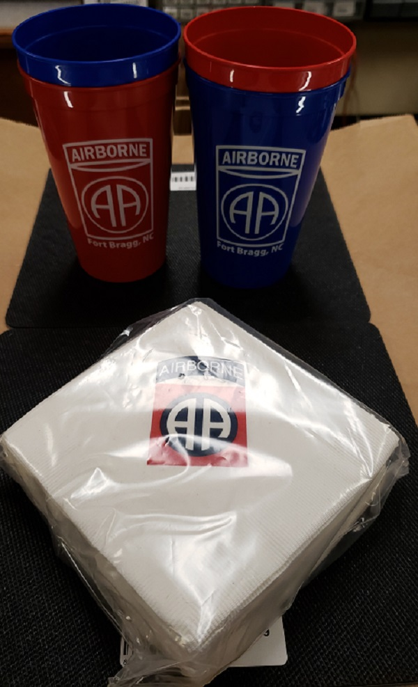 Picnic Pack 82nd Airborne Division Museum